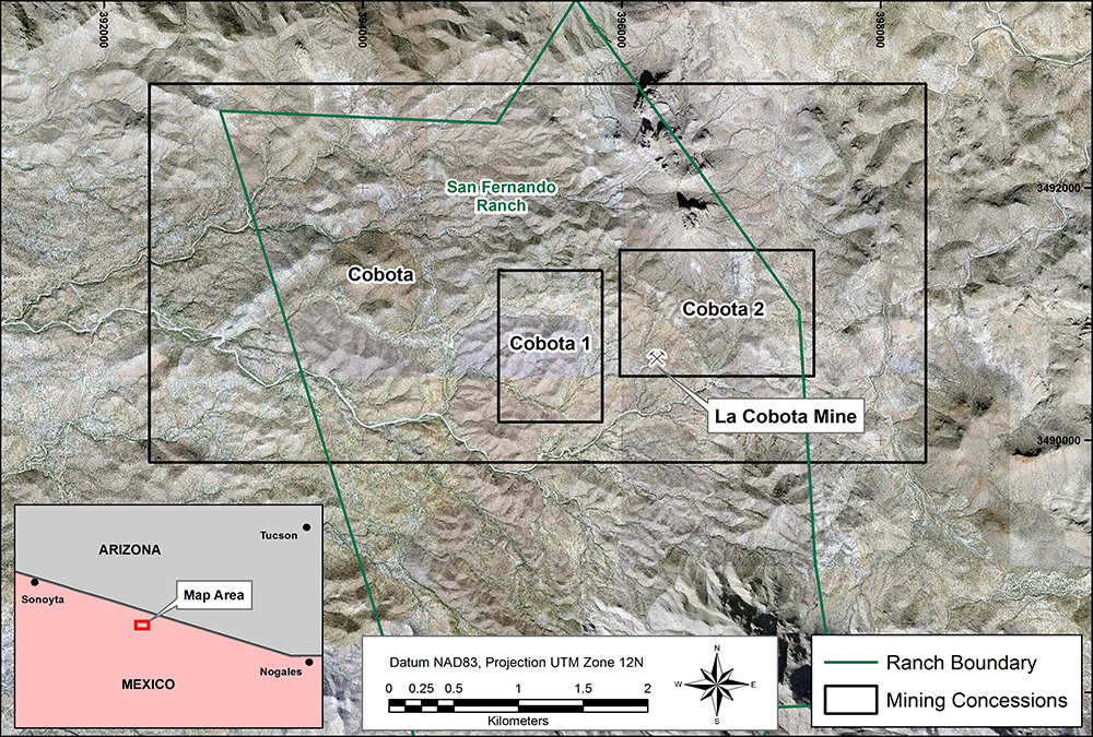 Mining Concessions